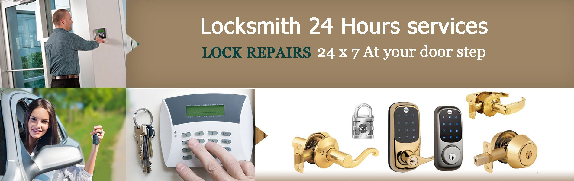Emergency DC Locksmith Washington, DC 202-753-3681